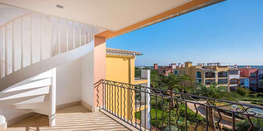 Newly built apartments in Porto Colom Mallorca with seaview prices from