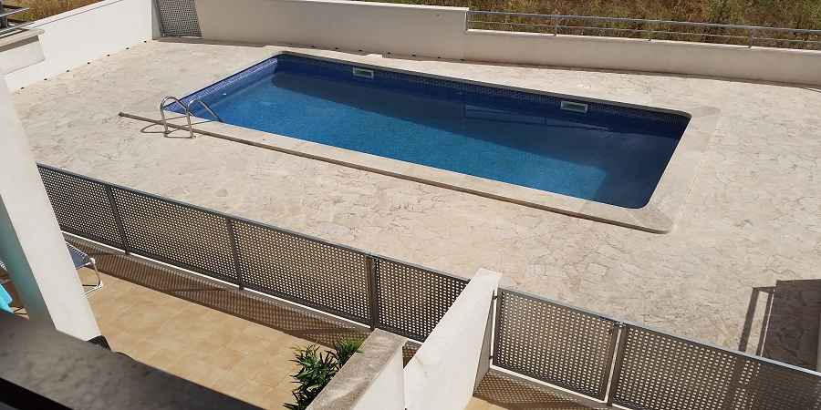 Newly built apartments in S'Horta Calonge South East coast Mallorca, price from