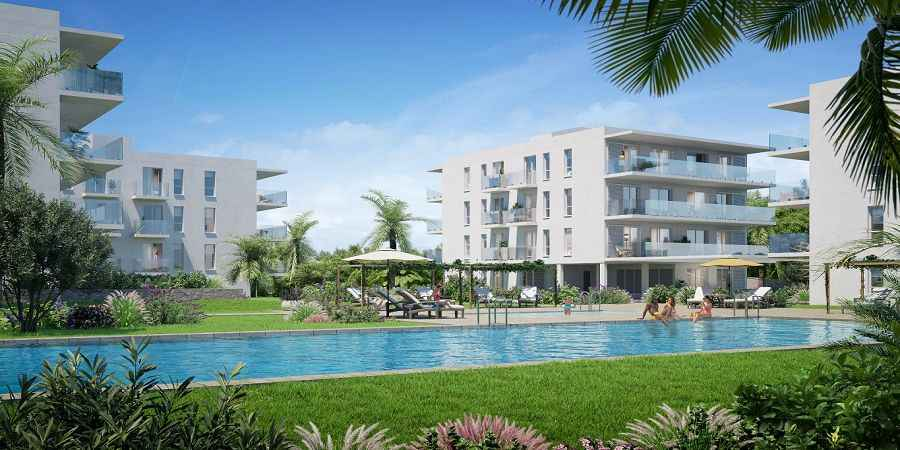 New build penthouse apartments in Cala D'or prices from
