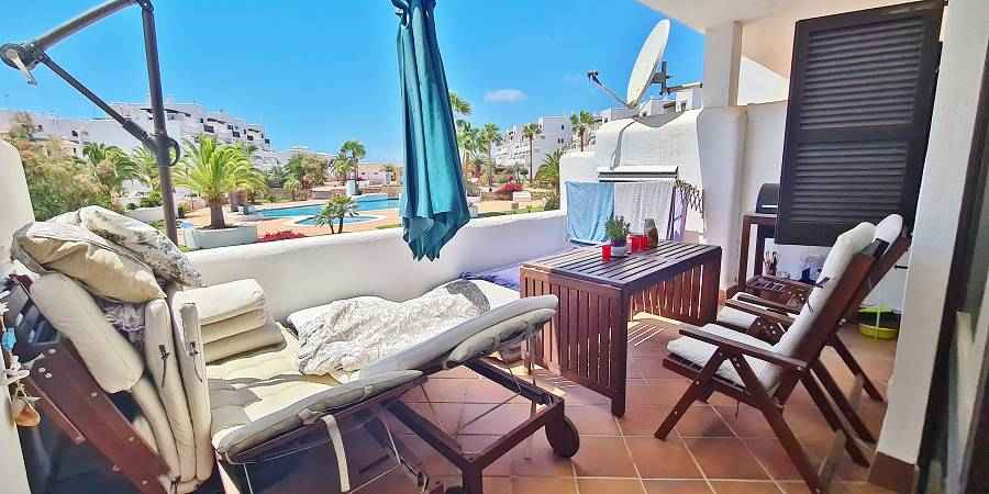 One bedroom apartment in Marina Dor 2 Cala Egos possible to let
