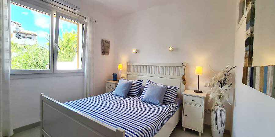 SOLD Wonderful modern ground floor apartment Bella Luna Cala Egos