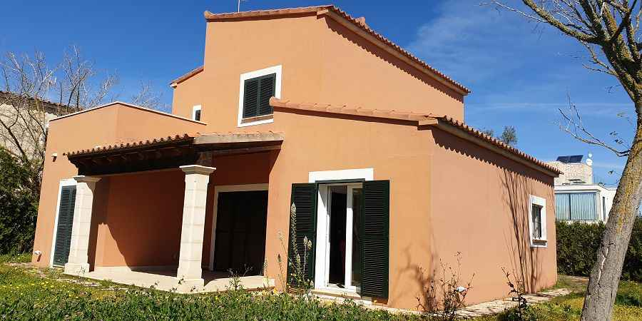 Existing home in Sa Rapita, D'Alt four bedroom, villa for sale, Spain