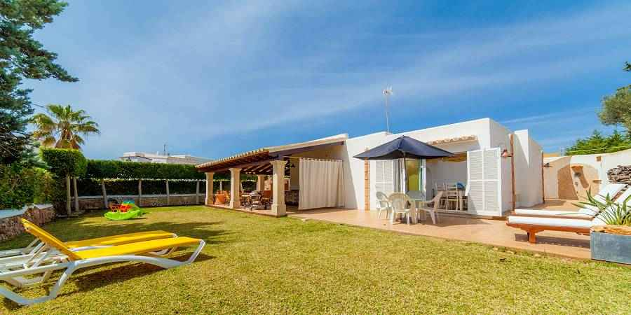 Cala Egos Three bedroom villa with active tourist licence