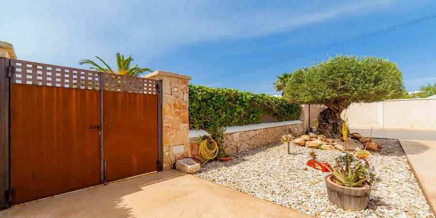 Cala Egos Three bedroom villa with active tourist licence
