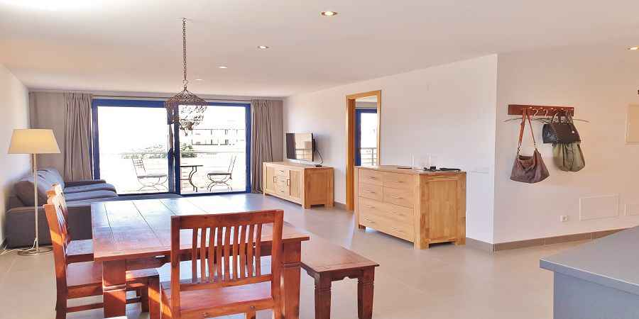 Unique Penthouse with 3 bedrooms in S Horta South East Mallorca