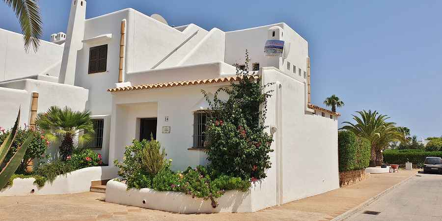 Townhouse with the best view in Cala dor, Mallorca