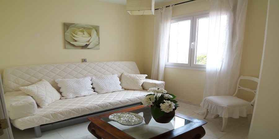 Two bedroom Apartment in Cala Egos with garden views and elevator