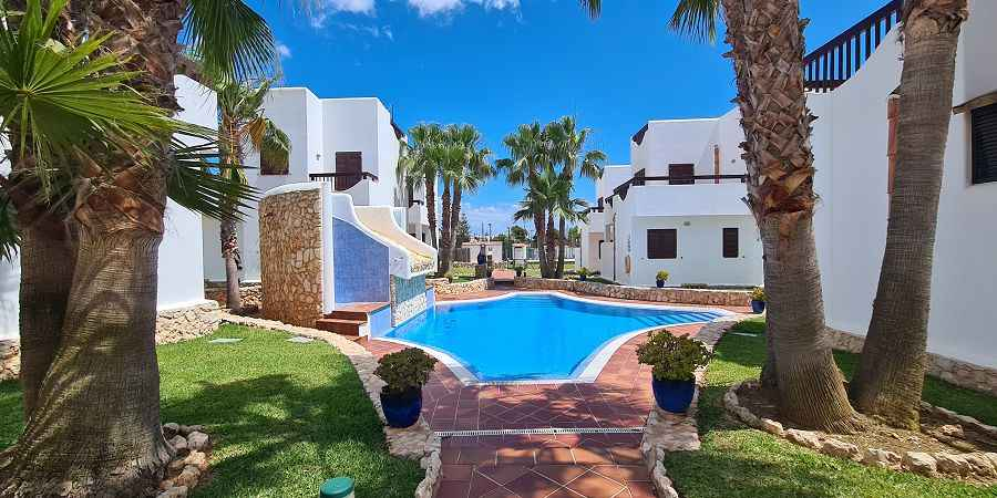 Cala Egos, Marina Dor IV Three bedroom villa with private garden