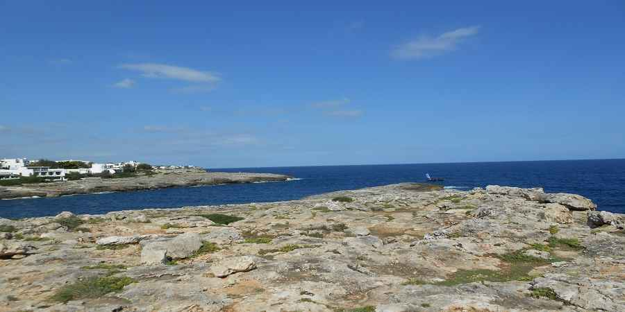 Frontline Plot in Cala Egos Cala D or to build your Villa or apartments