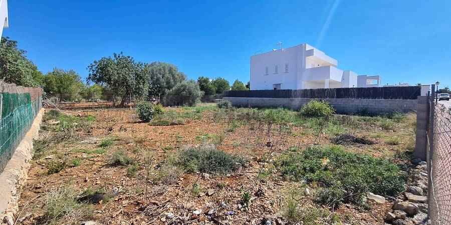 Cala D'Or Urban Plot of land to build a house