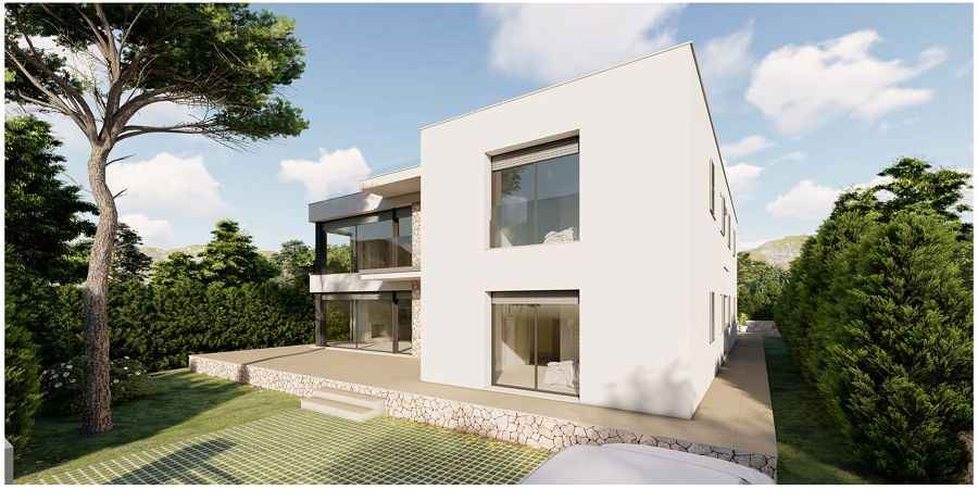 Magnificent project in Sa Rapita Coastal village with licence