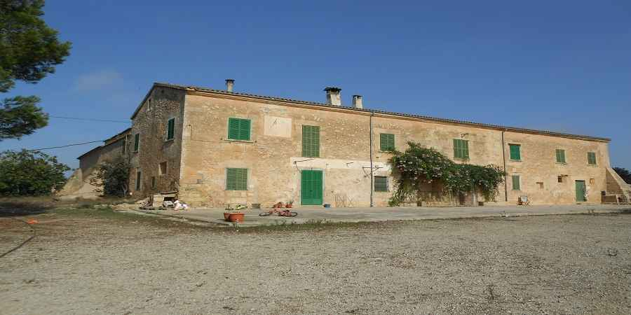 Finca Manor Estate to renovate suitable for Agroturismo Vilafranca