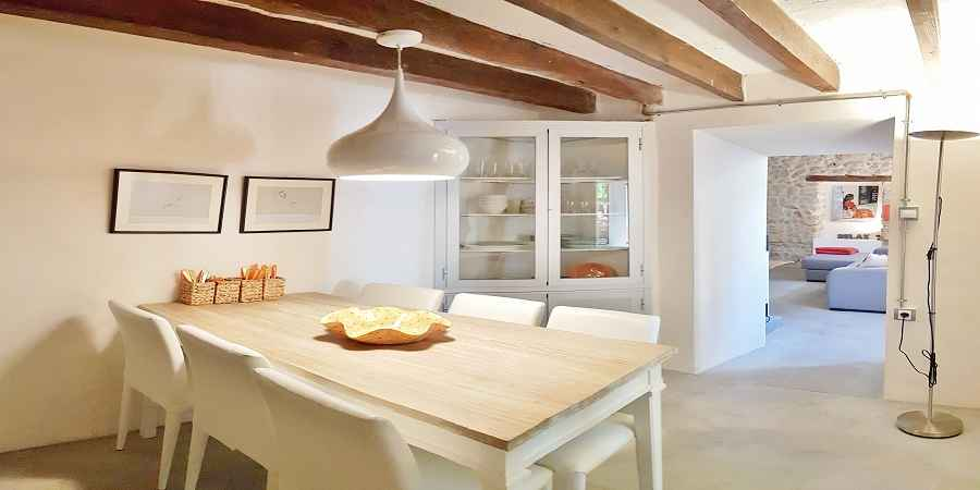 Lovely townhouse in The Tramuntana mountains