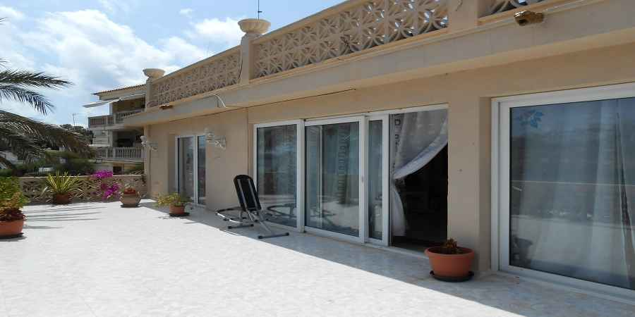 Restaurant and two Penthouse apartments South East Majorca