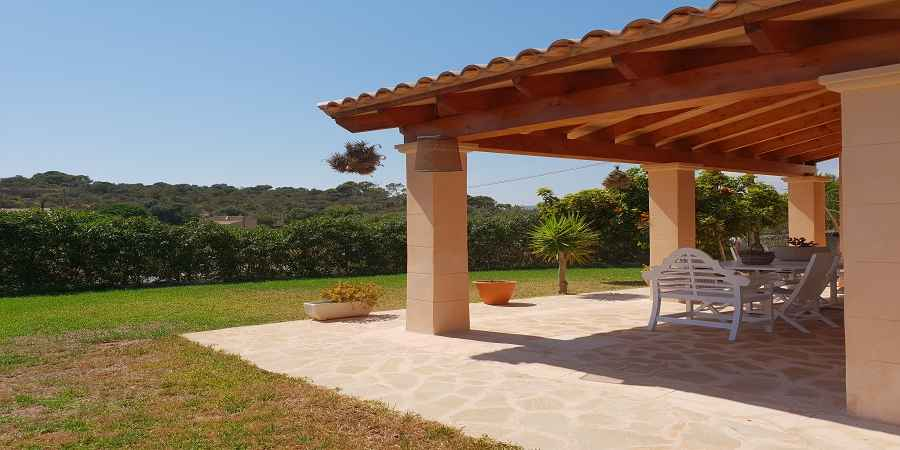 Porto Petro spacious four bedroom villa with mountain views and private pool