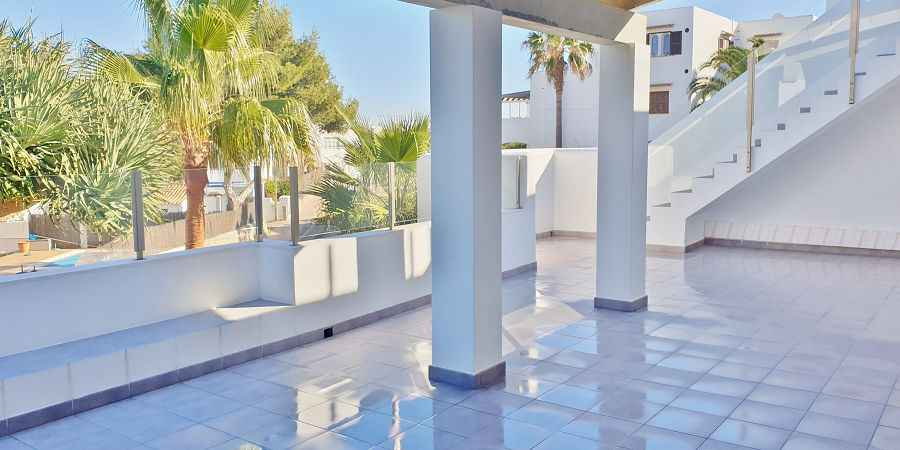 Modern second line villa with own pool in Es Forti Cala Egos Cala Dor  Spain