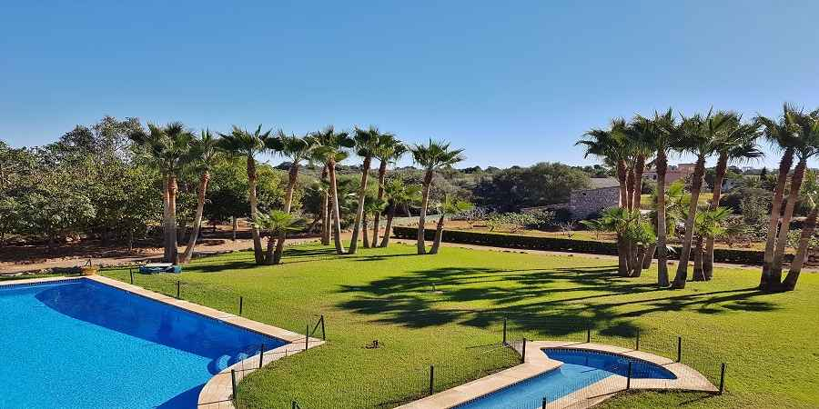 Beautiful villa in Porto Petro, Santanyi Mallorca for sale.