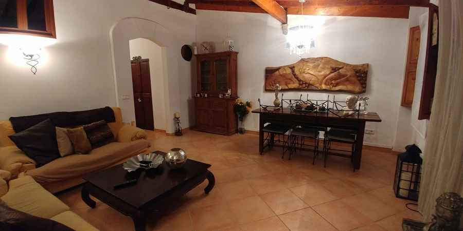 Home in St Catalina, 2 bedrooms, Palma, duplex penthouse and roof terrace
