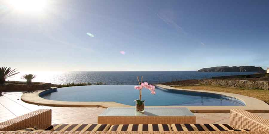 Fantastic Frontline Villa in Santa Ponsa Mallorca Santa Ponca with sea access