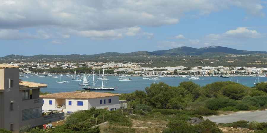 10 Villas as a new construction Frontline Porto Colom price from