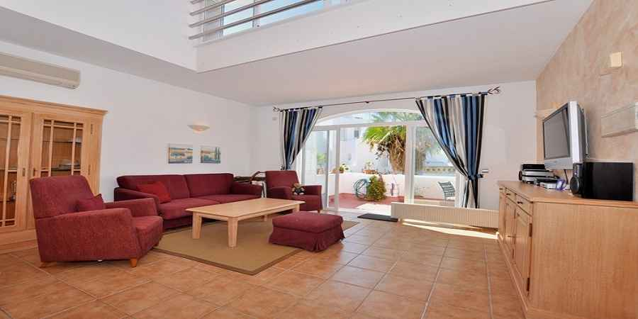 Modern apartment with large balconies in community with heated pool