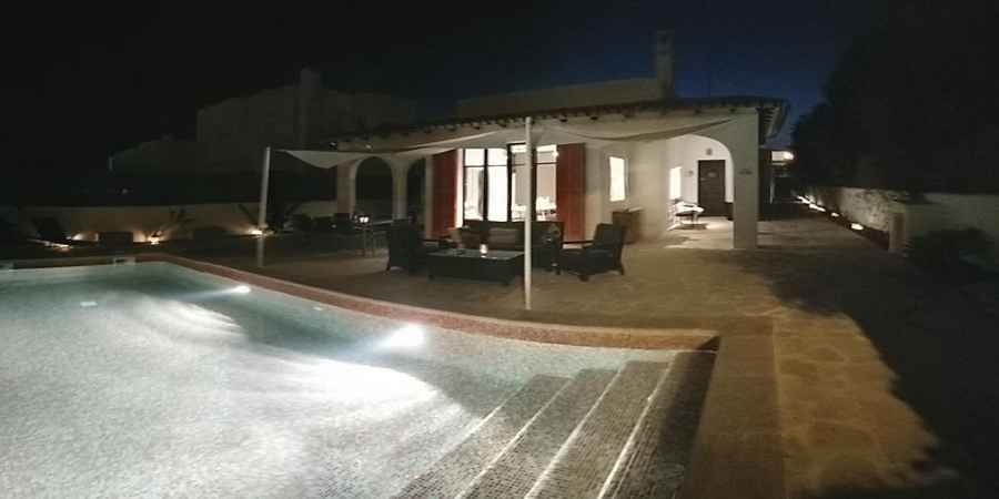 Beautiful Villa in Cala D'or with Pool and renting license for 8 pax