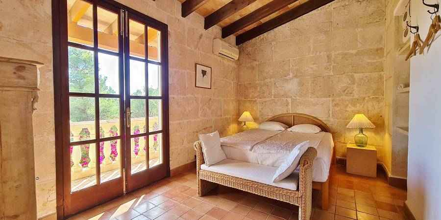 Country house with charm and spectacular views, Es Carritxo, Majorca