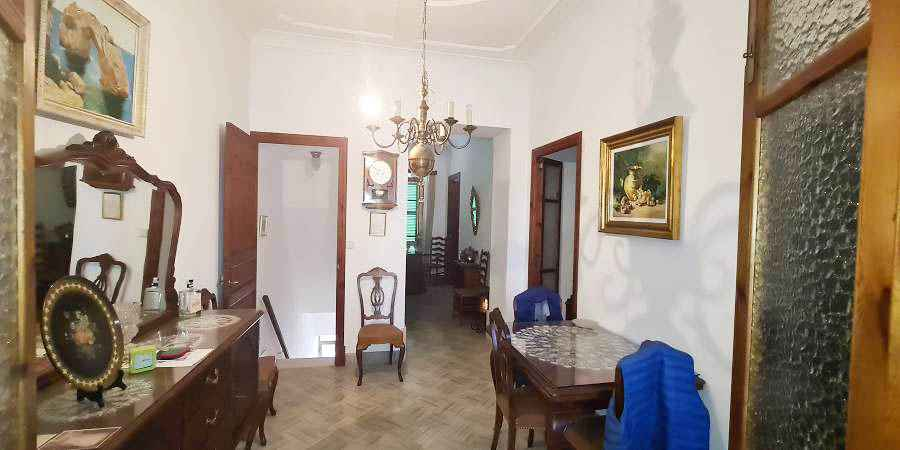 Large townhouse in Santanyi Center, with big back yard, Mallorca, Spain