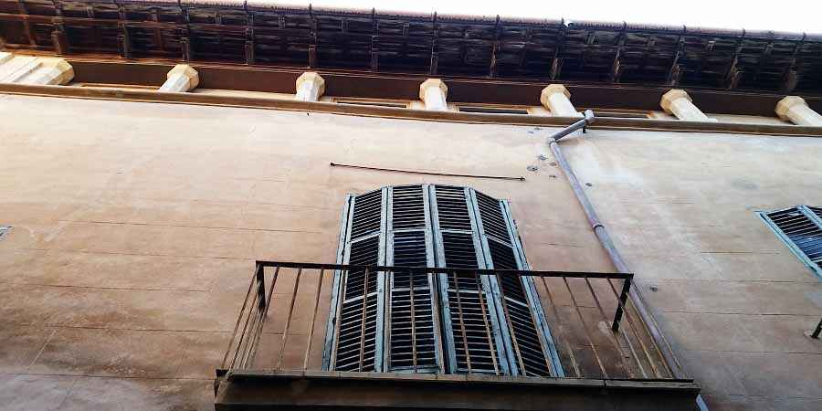 Building to refurbish in the old town Palma Casco Antiguo