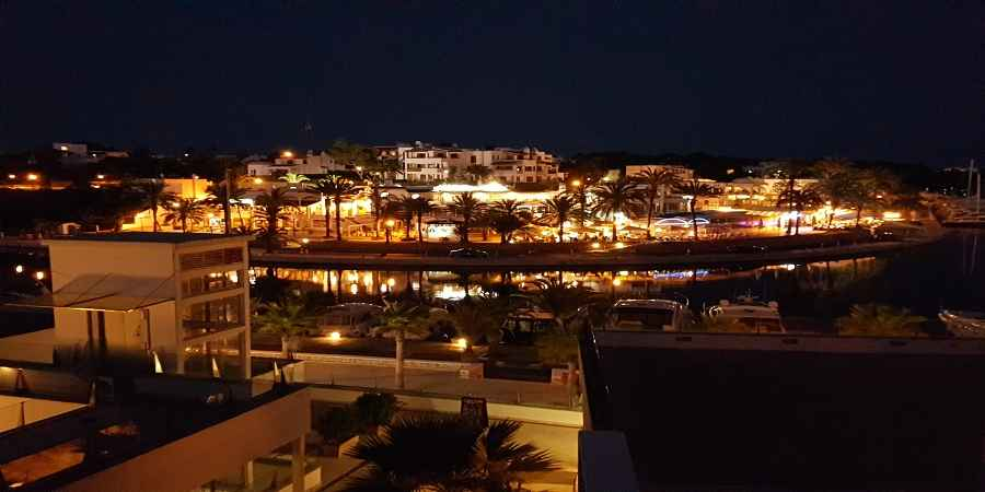 Transfer of a Restaurant with Bar in the marina of Cala D'or